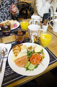 Sunday brunchin' @ restaurant Krog Roba. #brunch #helsinki #city #breakfast