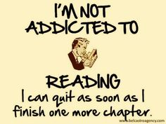 I may just be guilty of counting 4 or 5 chapters as one chapter.