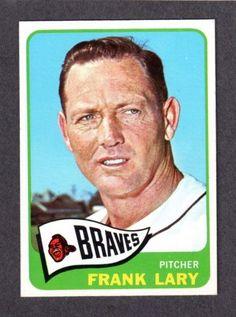 1965 Topps Frank Lary