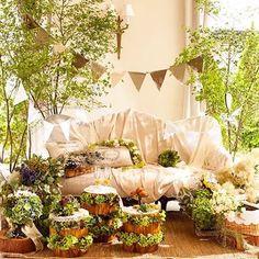 【takeandgiveneeds_official】さんのInstagramをピンしています。 《【natural】 ・ まるで森の中にいるような、温かみのあるメインテーブル。 ・ #takeandgiveneeds #テイクアンドギヴニーズ #tg #tg花嫁 #wedding  #ウェディング #オリジナルウェディング #weddingphoto #結婚式 #結婚式場 #結婚式準備 #プレ花嫁 #tg花嫁会 #日本中のプレ花嫁さんと繋がりたい #全国のプレ花嫁さんと繋がりたい #全国の卒花嫁さんと繋がりたい #2017花嫁 #装飾 #高砂 #高砂装花 #高砂ソファ #natural #green #森 #ガーデンヒルズ迎賓館 #大宮 #埼玉花嫁 #埼玉花嫁会 #関東花嫁》