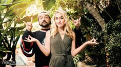 Harley Quinn Shares Dad Kevin Smith's Best Advice
