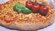 Szénhidrátcsökkentett pizza 3 összetevőből - Salátagyár Vegetable Pizza, Food And Drink, Vegetables, Wellness, Vegetable Recipes, Veggies