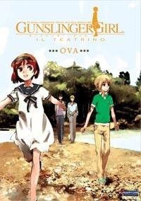 Gunslinger Girl: Il Teatrino OVA DVD (Hyb) - Price:$4.69 #RightStuf2013