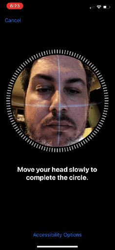 Face ID has already generated a lot of excitement but the switch to a facial biometric does raise privacy concerns -- given that the human face is naturally. Face Mapping, Acne Causes, Face Id, Body Organs, How To Get Rid Of Acne, Acne Remedies, Jawline, Acne Treatment, Break Outs