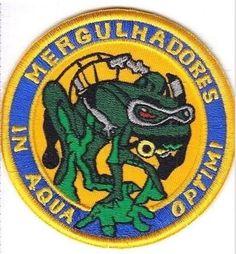 Portugal Navy Combat Diver Special Operations Grupamento de Mergulhadores de Com