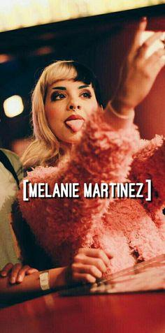 Mel Fucken Martinez the QUEEN ♡•♡•♡