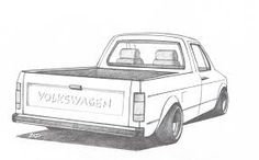 vectores vw golf - Buscar con Google Vw Caddy Mk1, Vw Mk1, Volkswagen, Mk 1, Car Illustration, Tattoo Arm, Chevy, Wolf, Coloring