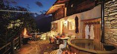 2014-10-09 - Design-Sauna, Privat-Weinkeller und Holz-Badewanne - Südtirol Urlaub in Schenna