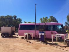 Uluru is a big red monolith in the middle of the desert. It changes colour according to the sunlight, offering spectacular sunsets and awesome sunrises. Pink Vans, Color Change, Adventure Travel, Sunrise, Deserts, Island, Adventure Trips, Desserts, Sunrises