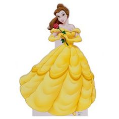 Ever So Popular Disney Belle Standup. Exciting ideas of Belle Kids Cutouts & Standups for Bachelor Party, Birthday at PartyBell.