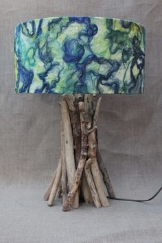 Driftwood Lamp.Drift Wood Table lamp,Driftwood Table lamp,Shades sold separately