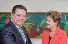 Dilma anuncia hoje a conquista de Marconi em novembro de 2015: mais duas universidades federais para Goiás