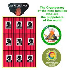 """""""Cryptocracy !!!"""" by el-gold-uk ❤ liked on Polyvore featuring art"""