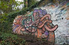 AMARA POR DIOS  ..  [London, UK 2014] Urban Art, London, Night, World, Artwork, God, The World, Art Work, Work Of Art
