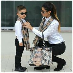 Mother + Son