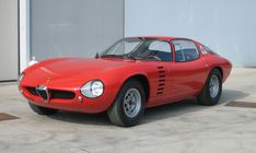 1964 Alfa Romeo Canguro  (design G. Giugiaro @ Bertone )