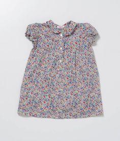 Amelia Girls' Floral Noelle Dress
