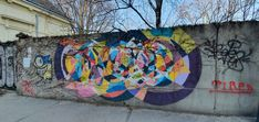 Österreich-Wien-4-Favoritenstrasse 36(Kenor) Murals, Travelling, Street Art, Painting, Wall Paintings, Painting Art, Mural Painting, Paintings, Painted Canvas