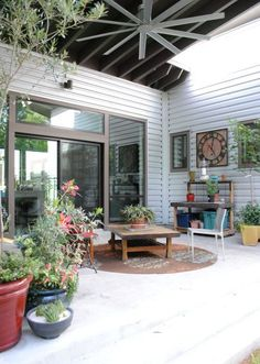 House Tour: Mod Contemporary Houston Family Home | Apartment Therapy
