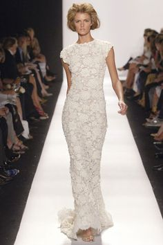 Oscar de la Renta.... i would totally just wear this to the walmart if i could..