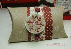 Christmas Pillow box 2