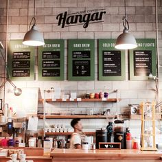 The Hangar Wellington. Raw Industrial space with a heavy use of Macrocarpa.
