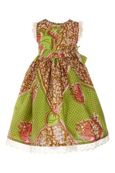 There's not much to say other than Sika Boutique is everything I love, beautiful, classic, traditional prints, and absolutely stunning tailoring. Baby African Clothes, African Dresses For Kids, African Print Dresses, African Print Fashion, African Fashion Dresses, African Kids, Little Girl Fashion, Kids Fashion, Vip Dress