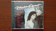 Vision Quest (OST) CD US 9 24063-2 SEALED Madonna Hagar Style Council John Waite