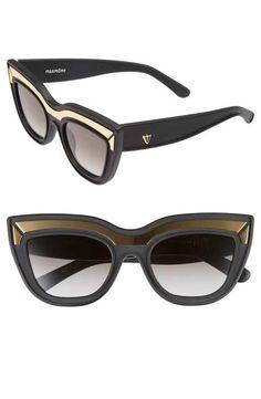 c36b4caf61 VALLEY 'Marmont Limited' 51mm Sunglasses Gafas De Sol De Mujeres, Oakley,  Ojo