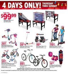 Kmart Black Friday 2018 Ads and Deals Browse the Kmart Black Friday 2018 ad scan and the complete product by product sales listing. Kmart Coupons, Black Friday News, Best Exercise Bike, Scooters For Sale, Spiderman, Ads, Shopping, Spider Man, Amazing Spiderman