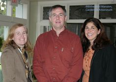 Karen Binder, Bill Cullina and Gail Read