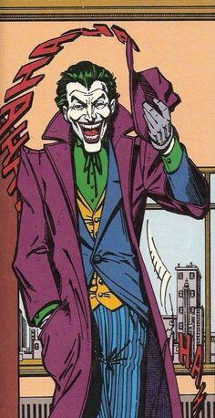 Plz dont take this seriously lol. Joker Comic, Joker Dc, Joker And Harley Quinn, Vintage Cartoon, Vintage Comics, Comic Books Art, Comic Art, Batman Universe, Dc Universe