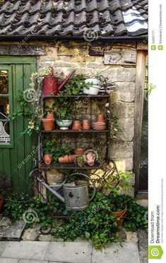 This would make such a cool addition to my patio. This would make such a cool addition to my patio. The post This would make such a cool addition to my patio. appeared first on Pallet Ideas. Garden Cottage, Garden Pots, Garden Sheds, Back Gardens, Small Gardens, Rustic Gardens, Outdoor Gardens, Potting Sheds, Potting Benches
