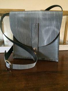 #leather #grey  #bag and more @handmadebyortlep.com