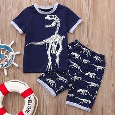 Dresses Girls' Clothing Dynamic Muqgew Summer Dress Toddler Infant Baby Girls Cartoon Dinosaur Print Sun Dresses Clothes Cute Outfits Vestidos Infantil #sg Sale Price