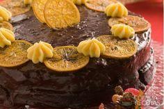 Receita de Bolo cremoso de chocolate - Comida e Receitas