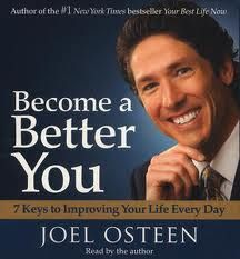 Is this as good as it gets? Or can you enjoy more of what life has to offer? Not only can you live happily every day, bestselling author Joel Osteen suggests you must discover the potential within you