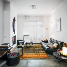 Slideshow: 7 Lust-Worthy Living Rooms   Dwell
