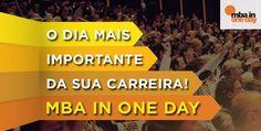 MBA in One Day pela primeira vez no Brasil