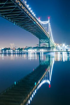 Triborough Bridge ~ New York City, New York NYC New York City Travel Honeymoon Backpack Backpacking Vacation Wonderful Places, Beautiful Places, Beautiful Sky, Places Around The World, Around The Worlds, Photo New York, New York City, Foto Picture, I Love Nyc
