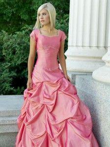 Modest Prom Dresses « The Yellow Rose Bridal Shop Pretty prom dress
