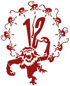 12 monkeys logo
