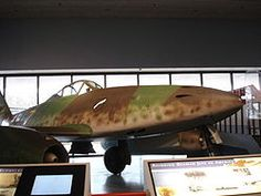 Messerschmitt Me 262 Instituto Smithsonian
