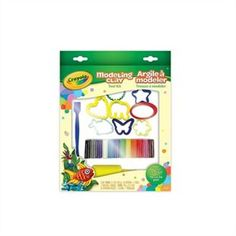 Modeling Clay Tool Kit