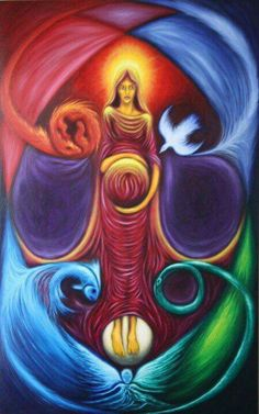 4 Elements by Christian Withers Witch Art, Spiritual Art, Elements, Aries Art, Drawings, Metaphysical Art, Abstract Artwork, Spirited Art, Visionary Art