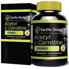 Acétyl L-Carnitine, Puissant Brûleur de Graisse, Acide Aminé qui Coupe la Faim et Augmente la Perte de Poids. La L-Carnitine est un…