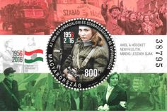 2016 Hungary - Anniversary of the 1956 Hungarian Revolution and Freedom Fight, Souvenir Sheet 60th Anniversary, Minion, Hungary, Budapest, Windsor, Revolution, Freedom, Movie Posters, Products