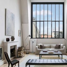 RP-ISO-FINELINE _Architects_EN-RP-ISO-FINELINE _Architects_EN Steel Windows, Door Curtains, Architects, Oversized Mirror, Furniture, Home Decor, Decoration Home, Room Decor, Building Homes