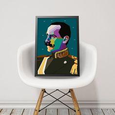 Han er kjent som Kongen som sa nei! Noen kaller han for verdens kjekkeste Konge andre kaller han for Kong Haakon VII. #ViHyller Kongen! #2019no #ViHylller #Interiør #Norskinteriør #Veggpynt #Plakat #Plakater #MinVegg #Art #instainteriour #Nybolig #Interiørinspirasjon #Norskdesign #Nytthus #Farger #Stue #Bilder #Fargeglede #Design #Inspirasjon #NyBolig #Design #Fargeglede #Norskdesign #Interiour123 #interiørmagasinet #Urbanart #Norge #KongHaakon