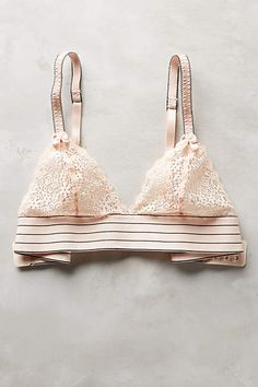 Stella McCartney Millie Bralette - anthropologie.com
